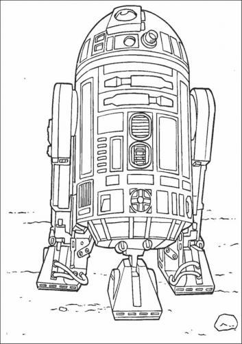 Disegni da stampare Star Wars