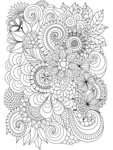 disegni dei fiori