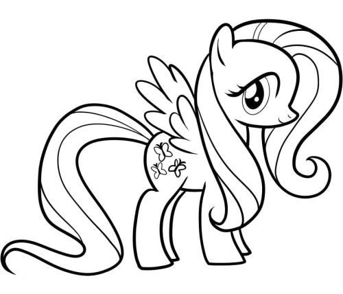 Disegni dei My Little Pony