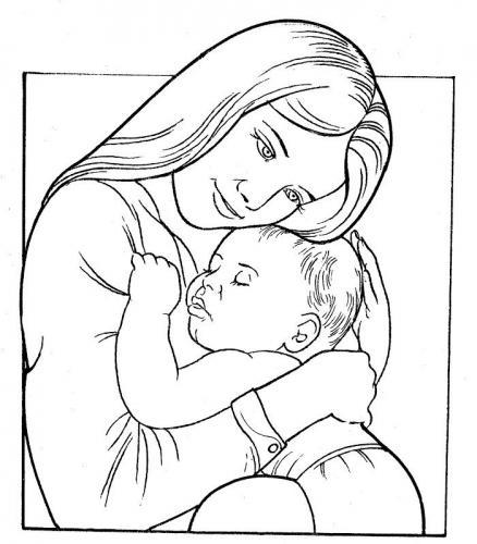 disegni della festa della mamma