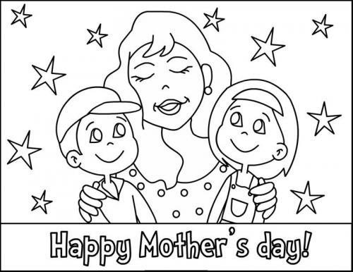 disegni della mamma