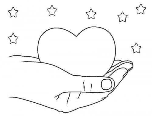 cuore tra le stelle