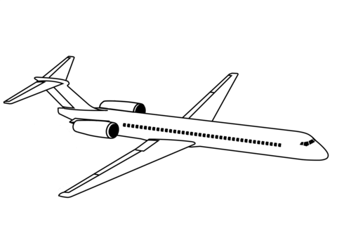 disegni di aerei