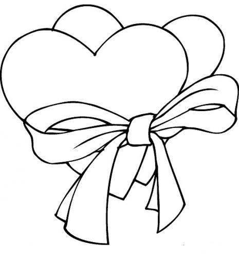 disegni di cuore per san valentino