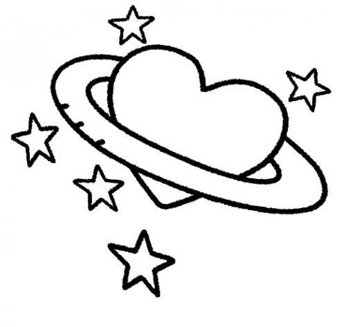 disegni di cuore
