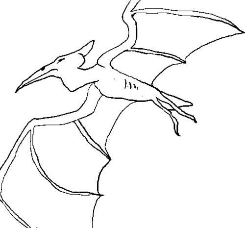 disegni di dinosauri da stampare e colorare