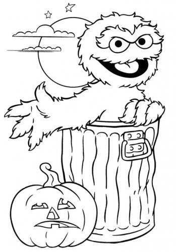 pupazzo Halloween