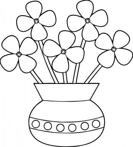 disegni di margherite