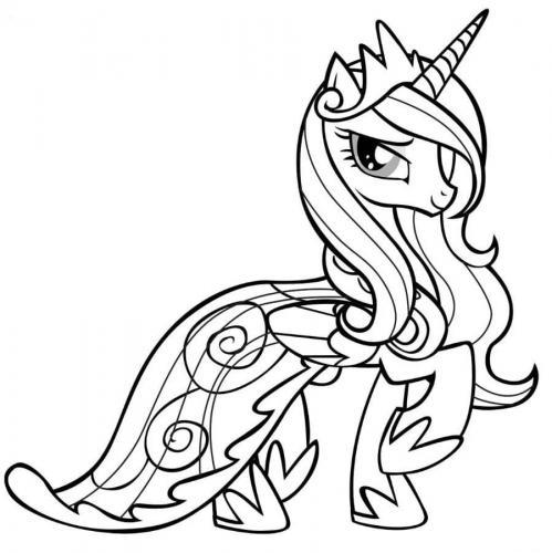 Disegni di My Little Pony