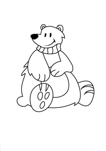 disegni di orsacchiotti