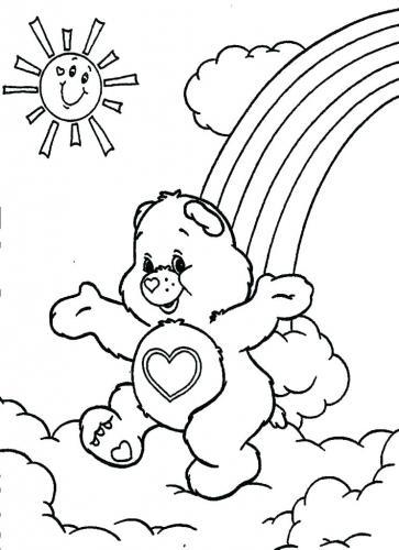 disegni di orsetti per bambini