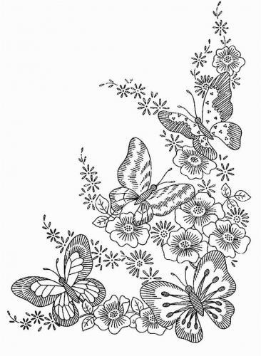 farfalle in primavera