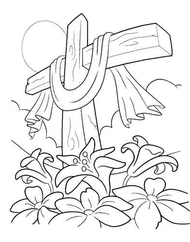 disegni di pasqua da stampare