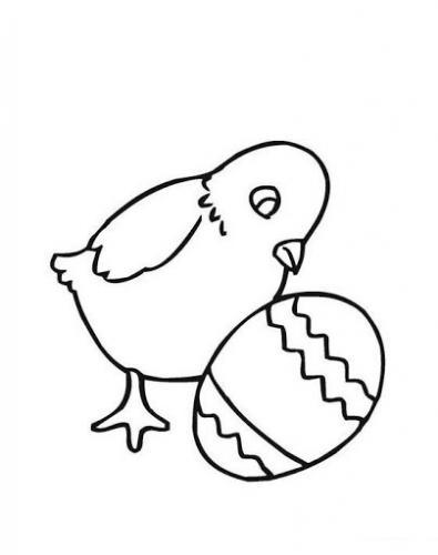 disegni di pasqua da colorare e stampare