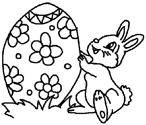 disegni di pasqua