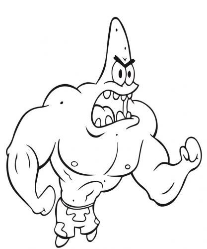 Patrick muscoloso