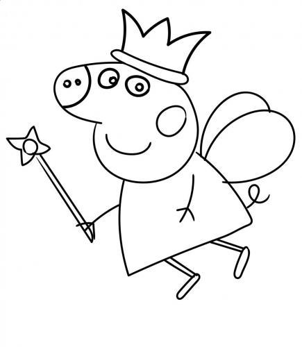 disegni di peppa pig