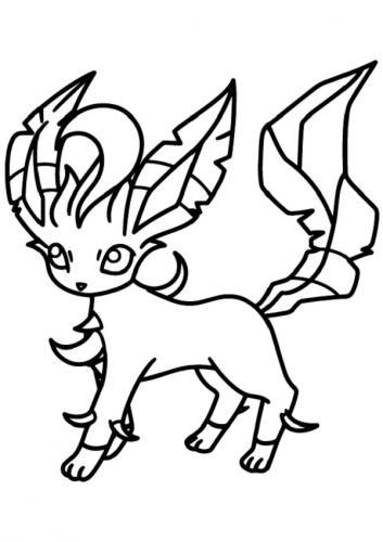 disegni di Pokémon da colorare