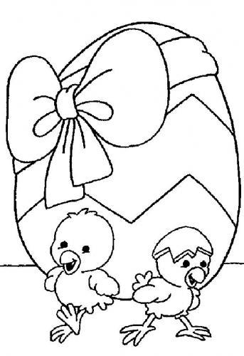 disegni di pulcini