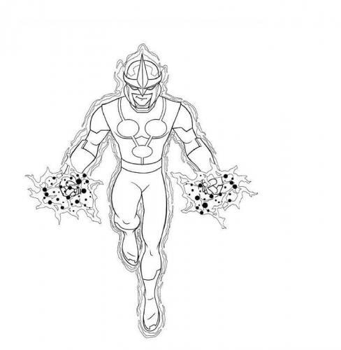 disegni di spiderman da stampare
