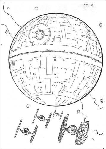 Disegni di Star Wars