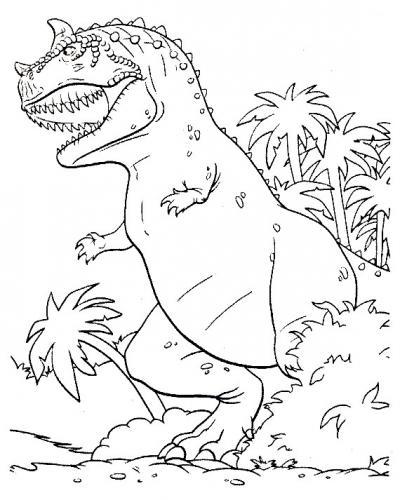 disegni dinosauri