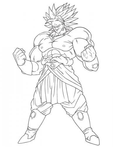 disegni Dragon Ball