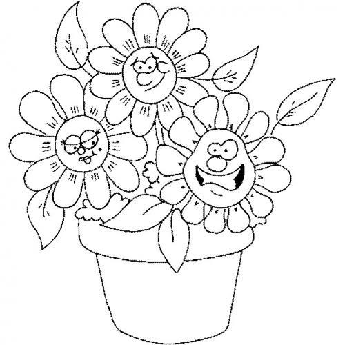 disegni fiorellini