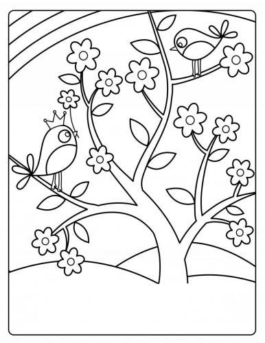 disegni fiori a matita