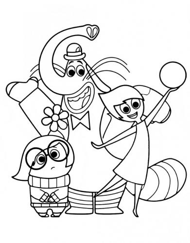 disegni inside out