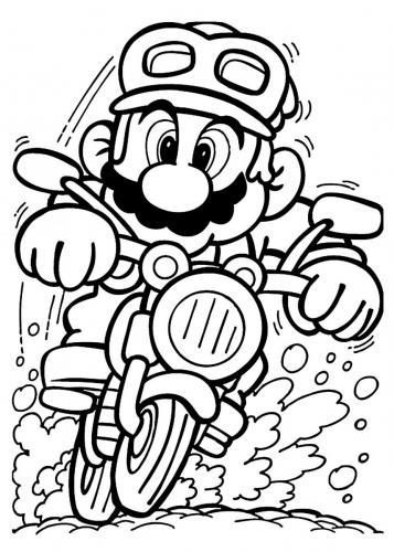 disegni motocross