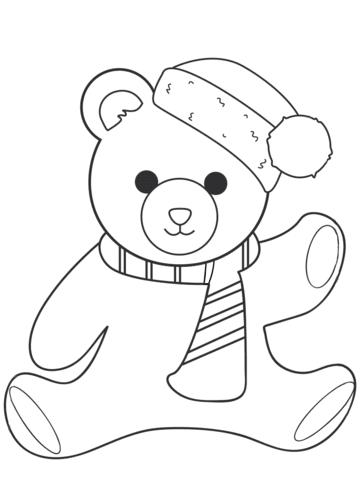 disegni orsetto