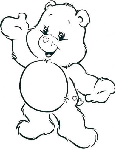 disegni orso