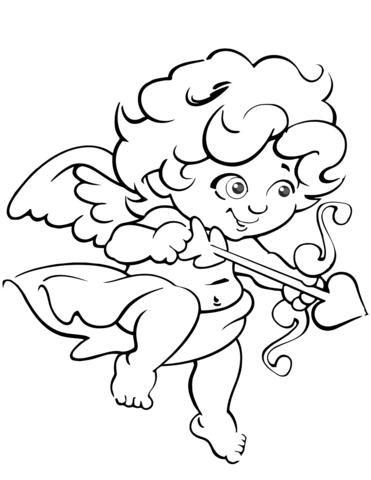 disegni per bambini san valentino