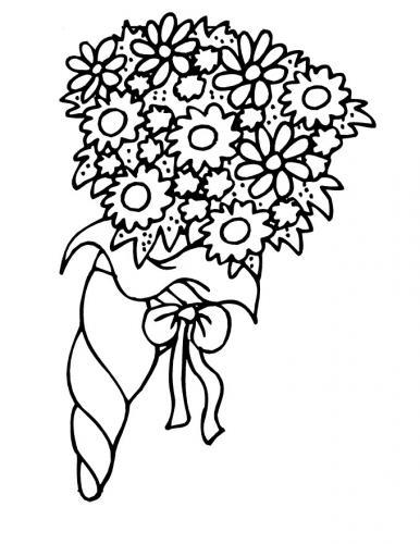 disegni per la festa della mamma da stampare e colorare