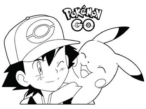 disegni Pokémon