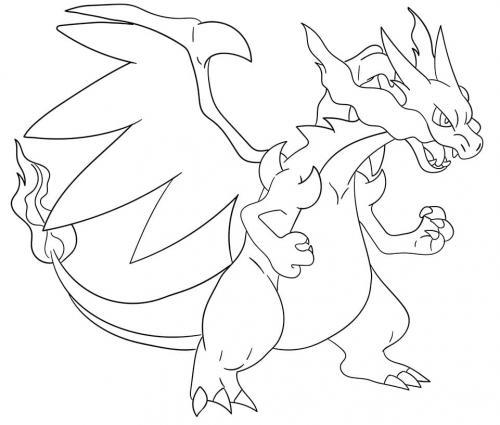 disegni Pokémon colorati
