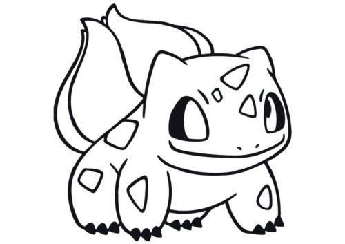 disegni Pokémon da colorare e stampare
