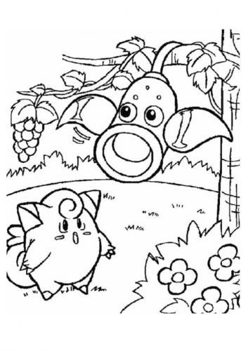 disegni Pokémon da colorare