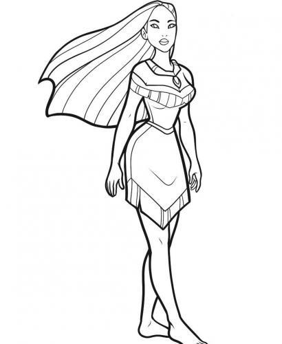 principessa Pocahontas