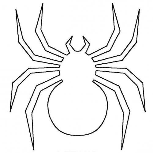 ragno stilizzato