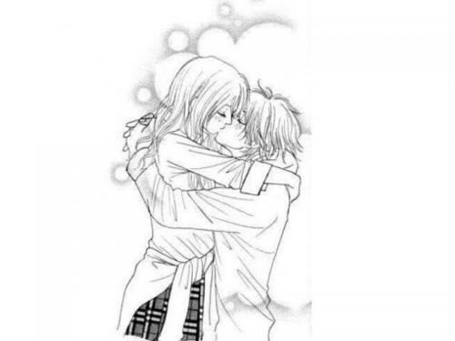 bacio manga