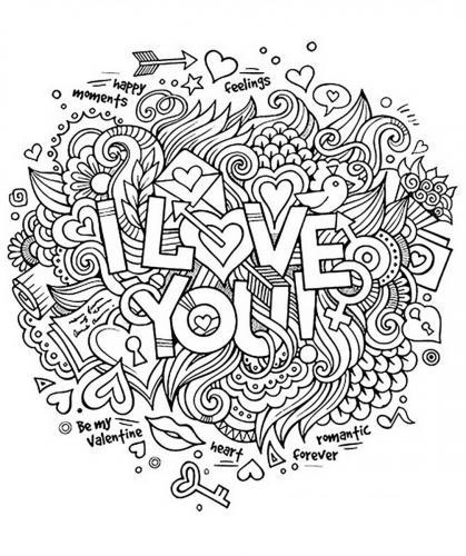 disegni romantici