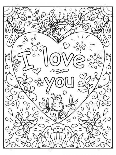 disegni san valentino
