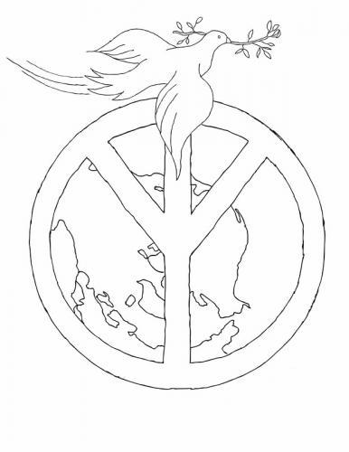 colomba simbolo di pace