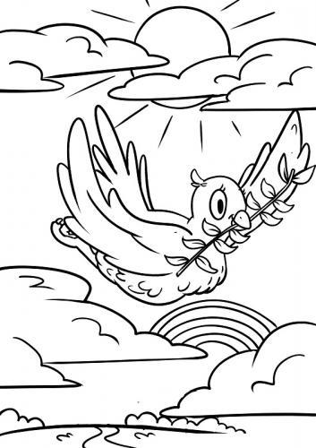 colomba simpatica