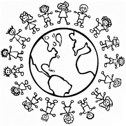 bambini sul mondo