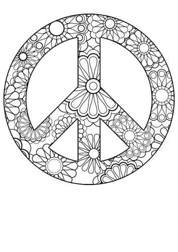 disegno pace