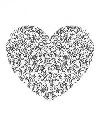 diisegno cuore