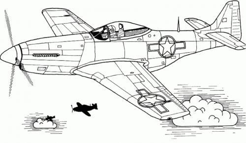 disegno aereo